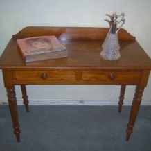 A DELIGHTFUL VICTORIAN SIDE TABLE