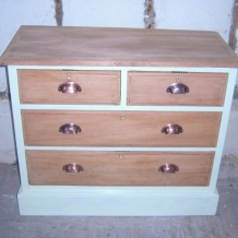 LOVINGLY RESTORED ANTIQUE DRAWERS