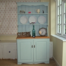 SWEET PAINTED PINE DRESSER