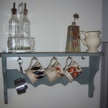 FRENCH VINTAGE SHELF