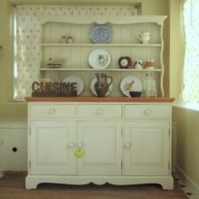 SHABBY CHIC, SOLID PINE, ERCOL DRESSER