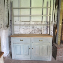 ANTIQUE FRENCH PINE DRESSER