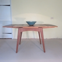 TEAK 1960s DINING TABLE