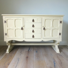 CREAM OLD CHARM SIDEBOARD